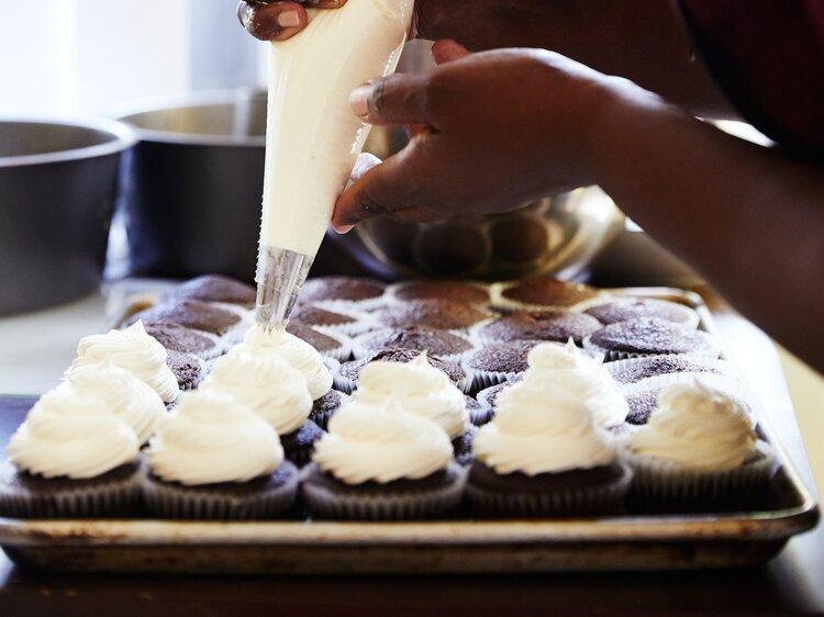 Organise a bake off