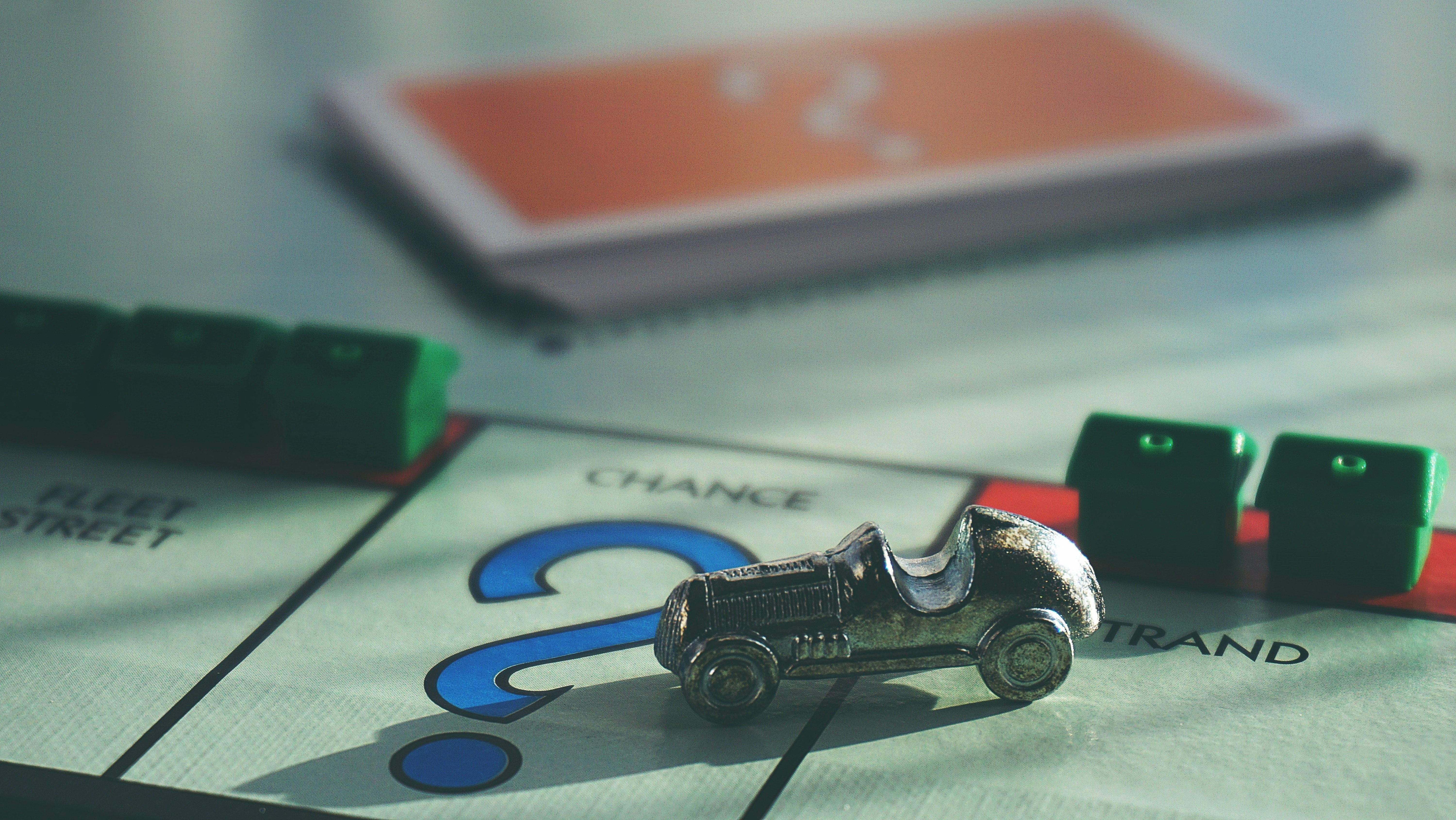 Monopoly board questions
